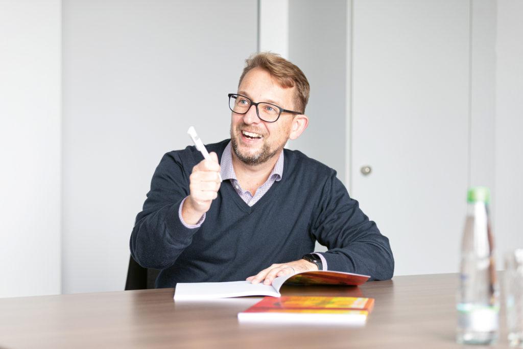 Portrait Andreas Bildstein