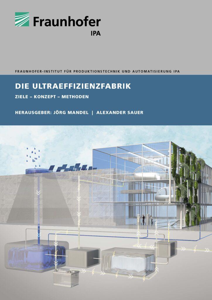 Buchcover Die Ultraeffizienzfabrik